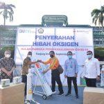 PTBA Beri Bantuan Fasilitas Kesehatan Untuk 3 Puskesmas di Ring I