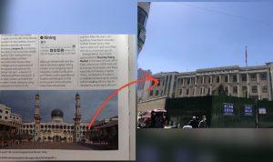 Pembongkaran Menara Masjid Kuno di China Terungkap Berkat Diplomat Inggris