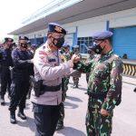 Polda Sumsel Berangkatkan 100 Personel Satbrimob ke Papua