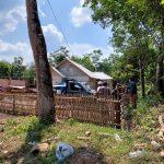 VIDEO ! Anggota KPK RI Ambil Sampel Bukti Proyek Cor Beton Jalan di Ogan Ilir