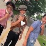 Viral!!! VIDEO Tiga Cowok Mirip Dono, Kasino, dan Indro Warkop DKI
