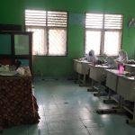 MTsN 1 Kabupaten Muara Enim Laksanakan Pembelajaran Tatap Muka