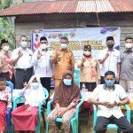 Pramuka Peduli, Kwarcab Mura Salurkan Bantuan Ke Masyarakat