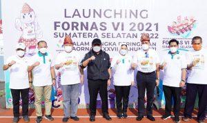 Prov.Sumsel Resmi Jadi Tuan Rumah FORNAS ke VI Tahun 2022