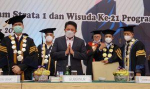 Gubernur Herman Deru Didaulat Menjadi Ketua Ikatan Alumni Unversitas Sjakhyakirti