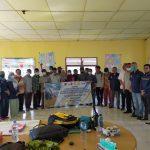 Unsri Dorong Kelompok Tani Manajemen Irigasi Partisipatif di Muara Enim
