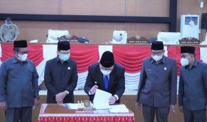 Pendapatan Daerah Kabupaten Muara Enim Naik Rp 51 Miliar
