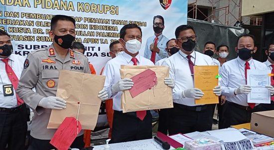 Penyidik Selesaikan Berkas Perkara Dugaan Korupsi Proyek di Rumah Sakit Kusta Dr Rivai