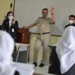 Anies: Selama 10 Hari PTM di Sekolah Jakarta Tidak Ada Penularan