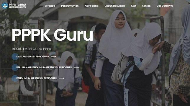 Curhatan Peserta PPPK Guru 2021: 'Wajah Sedih Menimbun Harapan Kami'