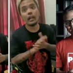 Detik-Detik Video Komika Coki Pardede Digerebek Polisi Sedang Nonton 'B*kep Cowok'