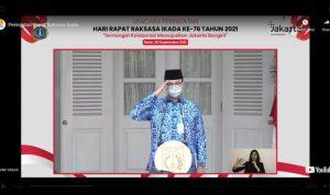 Angka Covid=19 Melonjak lalu Turun Drastis, Anies: Dunia Tercengang Menengok Indonesia
