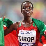 Atlet Lari Pemecah Rekor Dunia Asal Kenya, Agnes Tirop Ditemukan Tew4s Ditikam Suami