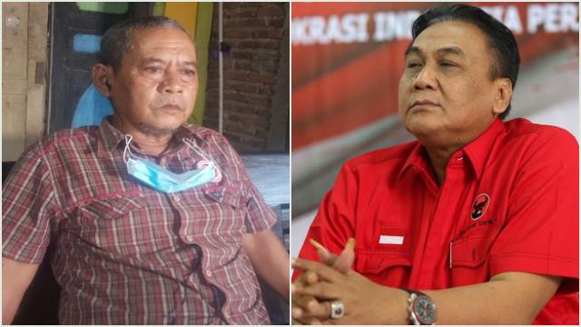 Gegara Dukung Ganjar Disebut 'Kader Celeng' oleh Bambang Pacul, Albertus tak Terima