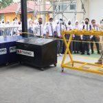 Muba Vocational Center Jadi Lokasi Field Trip Pelajar