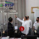 Kinerja Layanan DPMPTSP Muba Dapat Predikat Sangat Baik