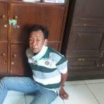 Syamsu Sulaiman, tersangka pembunuhan dan pembuang mayat istri.