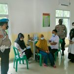 Progress Capaian Suntik Vaksin Covid-19 di Kabupaten Muba
