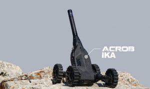Militer Turki mulai Gunakan Kendaraan Darat Tidak Berawak