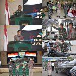 Penyerahan Kendaraan Roda 4 dan Roda 2 kepada Satgas PKS Binter TNI AD oleh SKK Migas–SKK Sumbagsel