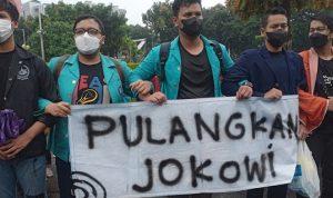 Pulangkan Jokowi!
