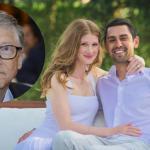 Putri Bill Gates Resmi Menikah Secara Islam dengan Pria Arab