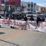 Tak Ingin Jokowi Datang ke Sulsel, Mahasiswa Blokade Jalan di Sultan Alauddin Makassar