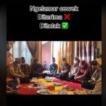 VIDEO Kena Prank saat Lamaran, Satu Keluarga Auto Panik