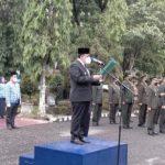Peringatan Hari Kesaktian Pancasila Tahun 2021 Di Kabupaten Lahat