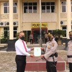 Tanah Hibah Pembangunan Asrama Dan ASN Polri Kabupaten PALI