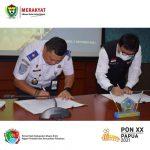 HNU Gandeng Politeknik Transportasi Darat Indonesia