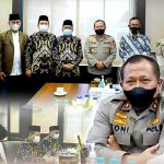 PW Muhammadiyah Sumsel Soan ke Kapolda Sumsel