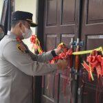 Peresmian Gedung Koperasi Primkoppol Polres OKU Selatan