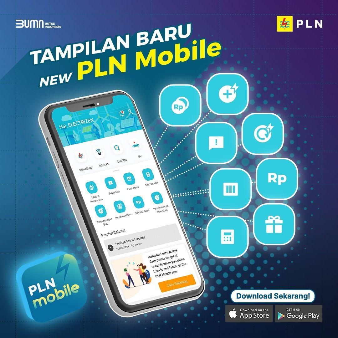 Sekarang Kamu dapat Beli Token Listrik Rp 5.000 di PLN Mobile