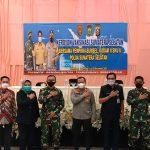 """""""Keroyok Vaksin Sumatera Selatan Bersama Pemprov Sumsel, Kodam II Sriwijaya dan Polda Sumsel"""""""