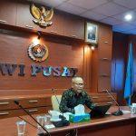 Tanggapan PWI Pusat Terkait Judical Review UU Nomor 40 Tahun 1999 tentang Pers