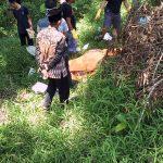 Tragis!, Mayat Wanita Didalam Karung Ditemukan di Simpang Petani Pagaralam
