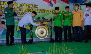 Muscab ke IX PPP Kabupaten Musi Banyuasin