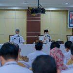 Plt Bupati Beni Hernedi : OPD Kerja Fokus dan Tetap Solid Wujudkan Visi Misi Muba Maju Berjaya 2022