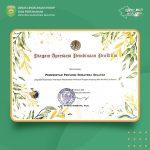 Serius Antisipasi Dampak Perubahan Iklim, Pemprov Sumsel Raih Penghargaan Proklim 2021
