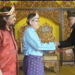 Bandel Hakiki Untuk Kesultanan Palembang Darussalam