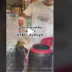 VIDEO! Rezqi Gak Ketukar? Penjual Minuman Sachet, Akhirnya Bisa Beli Mobil