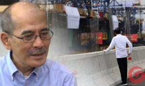Faisal Basri: Investasi Kereta Cepat Jakarta-Bandung, Sampai Kiamat Tidak Balik Modal