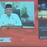 Kementerian Hukum dan HAM Adakan Seminar Nasional Dukung Indonesia Sehat dan Pemulihan Ekonomi Nasional