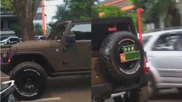 VIDEO Viral Aksi Pengawalan Mobil TNI Bikin Salut Publik, Rela Antre Tanpa Perlu Belah Kemacetan