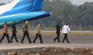 Baru 4 Bulan Diresmikan Jokowi, Bandara JB Soedirman Bakal Senasib Kertajati?