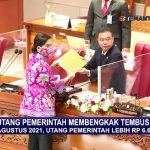 Saat Ini Sudah Rp 6.625 Triliun, Utang Indonesia Diprediksi Naik Lagi 41%
